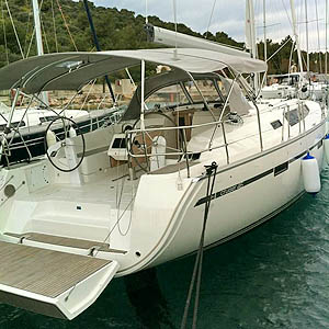 New Bavaria Bavaria 46 cruiser