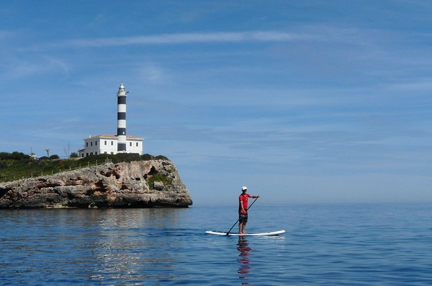 Stand Up Paddle Boards for Yachts